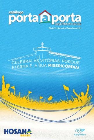 Catálogo Porta A Porta Edição 59 By Porta A Porta Canção Nova Issuu