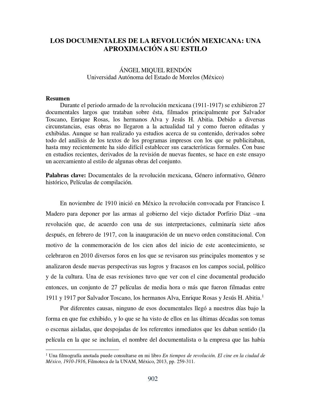 Actas del IV Congreso Internacional de Historia y Cine by FILMHISTORIA  Online - issuu