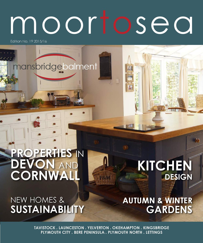 Moor To Sea 2015 16 Web Compressed By Mansbridge Balment Issuu