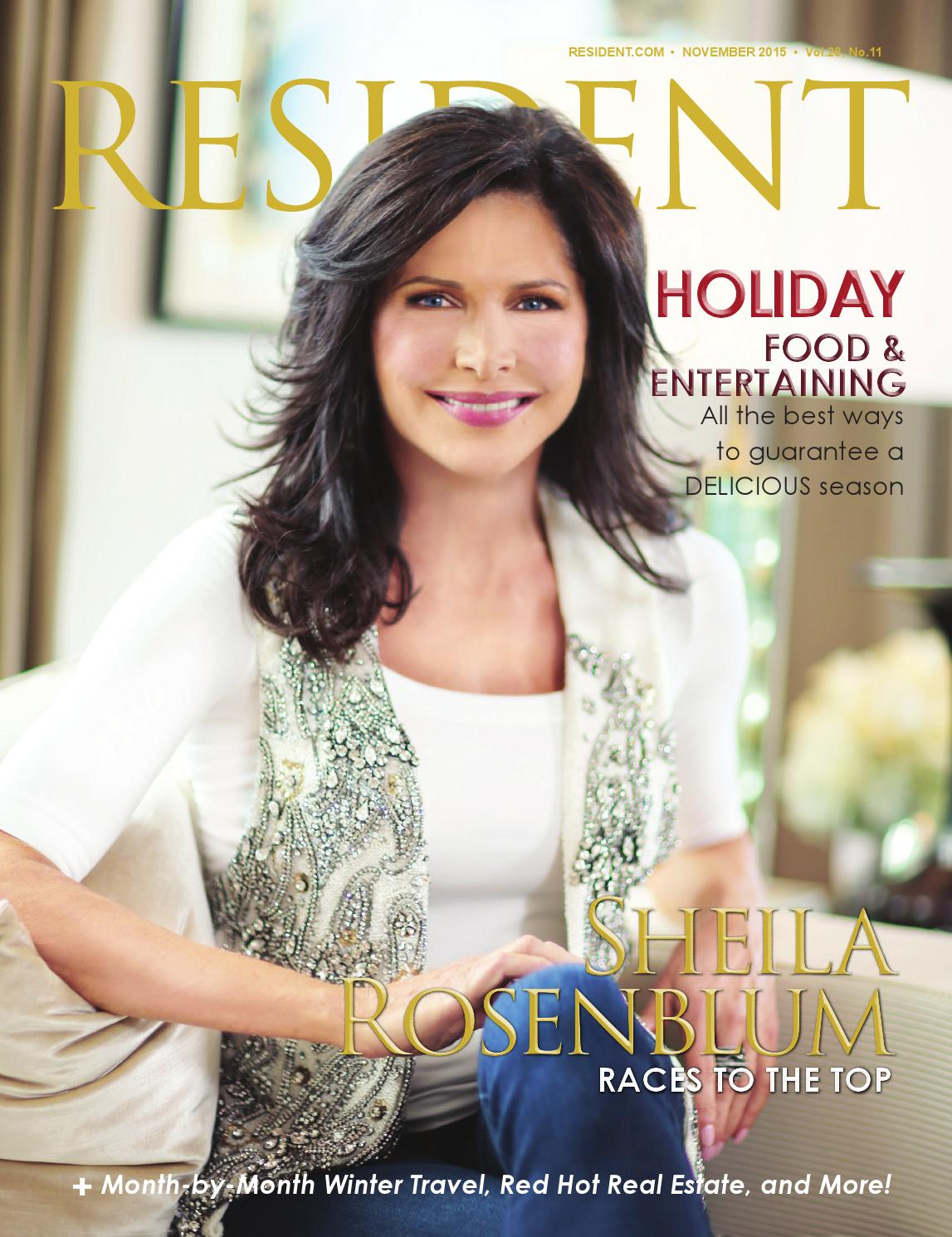 Resident Magazine November 2015 Issue By Resident Magazine Issuu