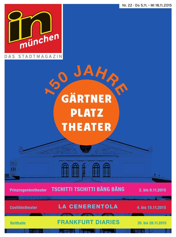 in münchen Ausgabe 22/2015 by InMagazin Verlags GmbH - issuu