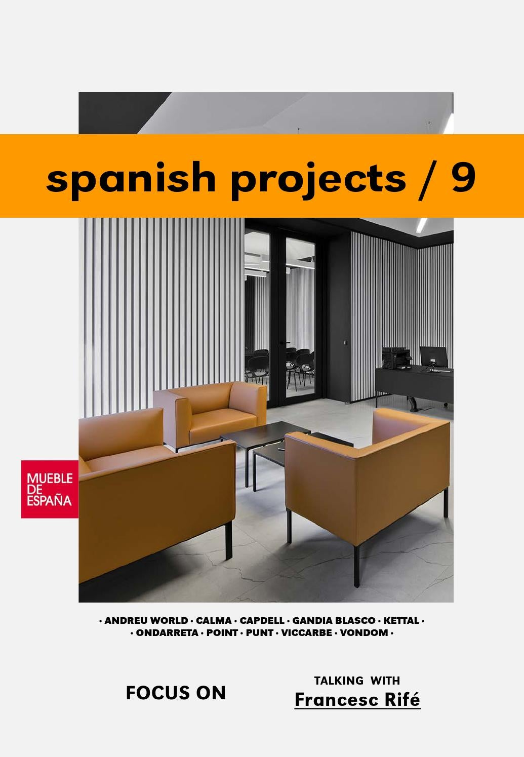 Spanish projects 9 by furniture from spain issuu - Resource furniture espana ...