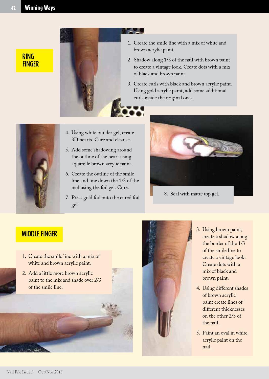 Nail File 1 5 Oct-Nov by Professional Beauty SA - issuu