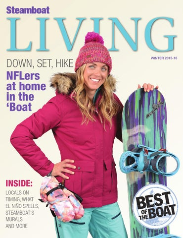9e71f96c68b Steamboat Living winter 2015 by Steamboat Pilot   Today - issuu