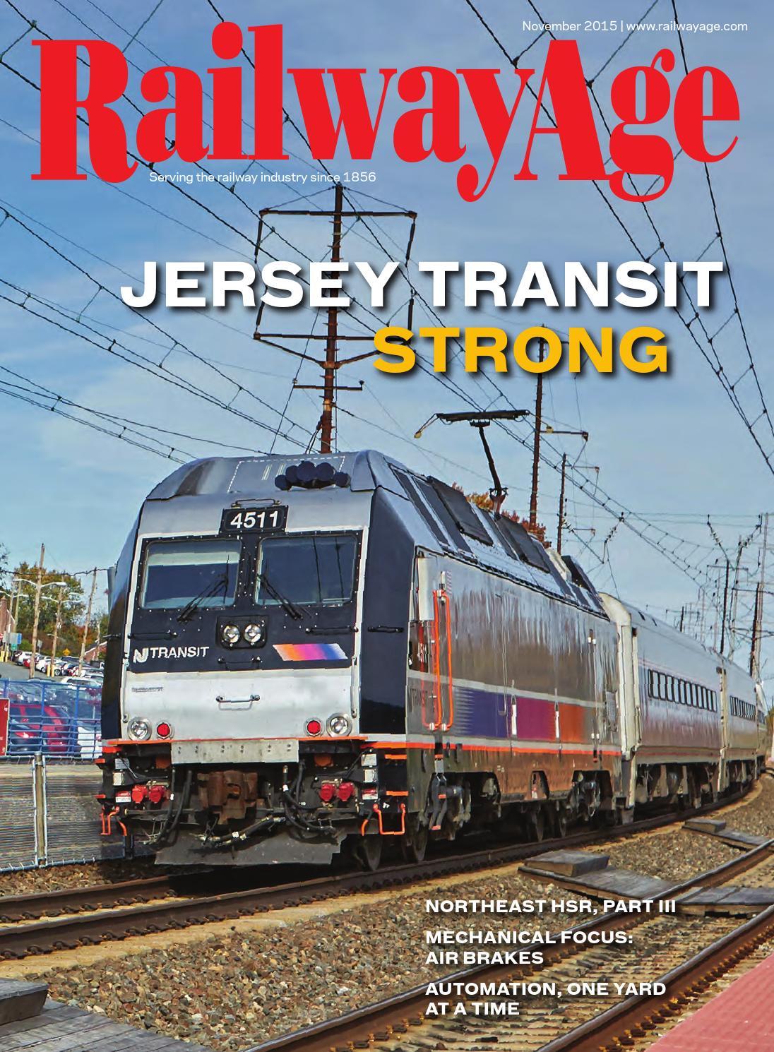 November 2015 Railway Age by Railway Age - issuu