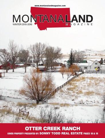 montana land magazine winter 2015 16 by billings gazette issuu rh issuu com
