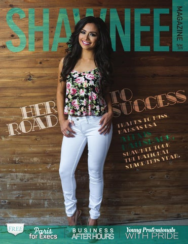 ce2770175a Shawnee Magazine Fall Winter 2015 by Sunflower Publishing - issuu