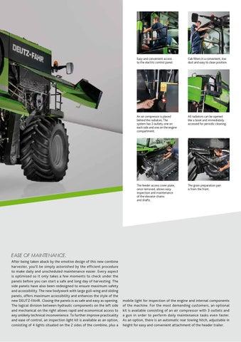 DEUTZ FAHR C9000 Series English By DEUTZ FAHR Issuu
