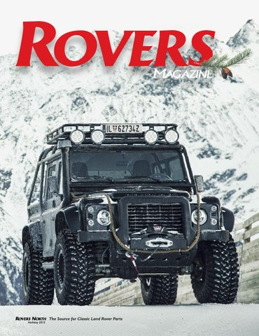 rovers magazine, holiday 2015