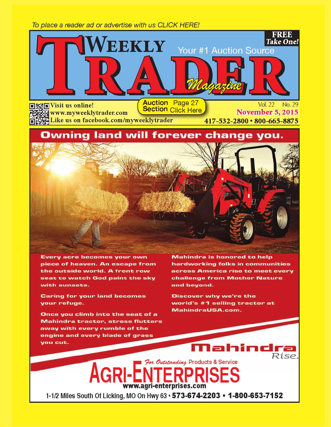 page_1 weekly trader april 14, 2016 by weekly trader issuu  at edmiracle.co