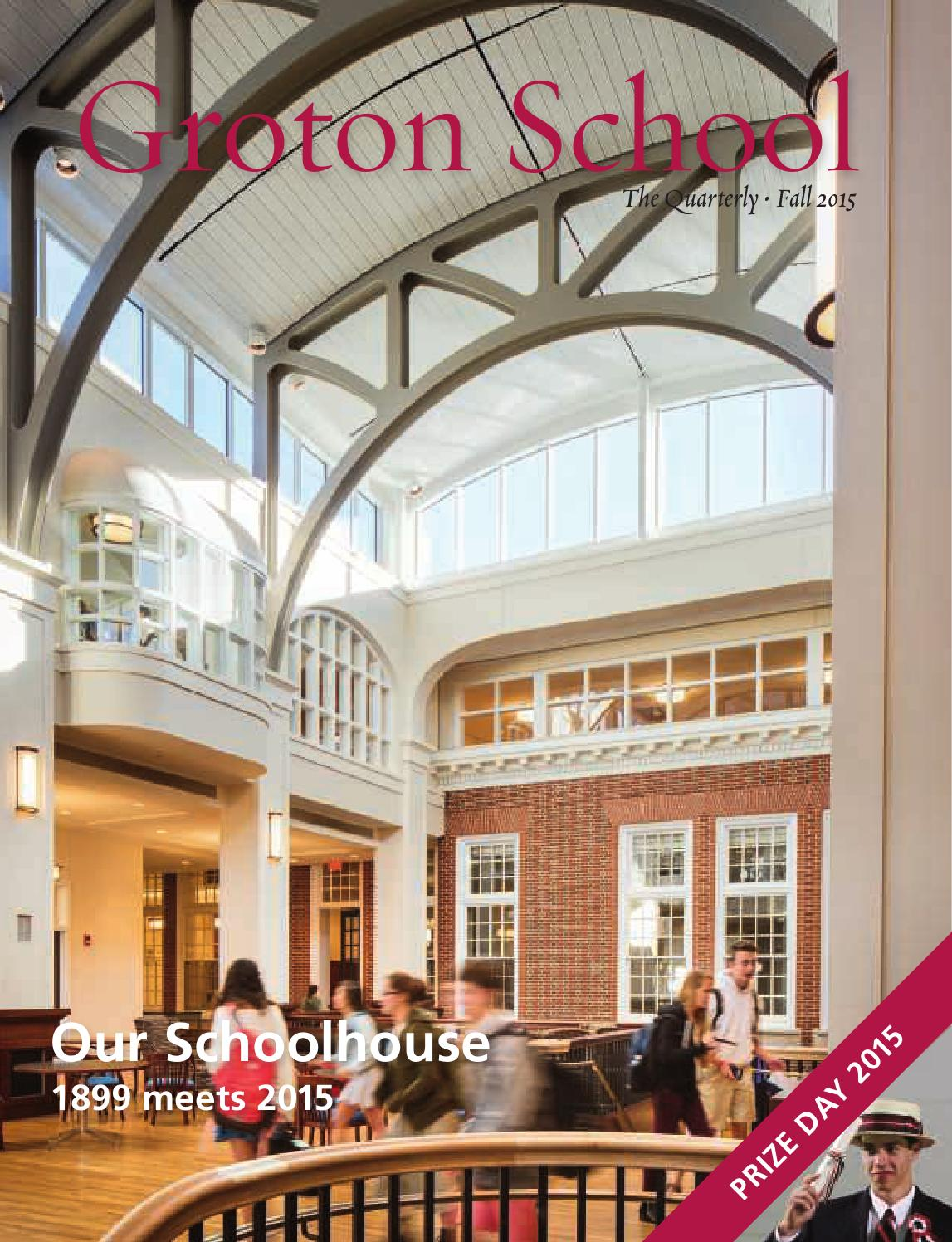 ea1d54622a0 Groton School Quarterly