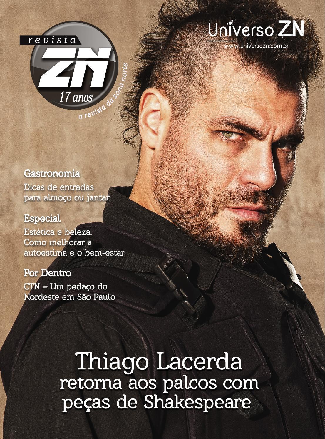 11098dfef Revista ZN 164 by Revista ZN - issuu