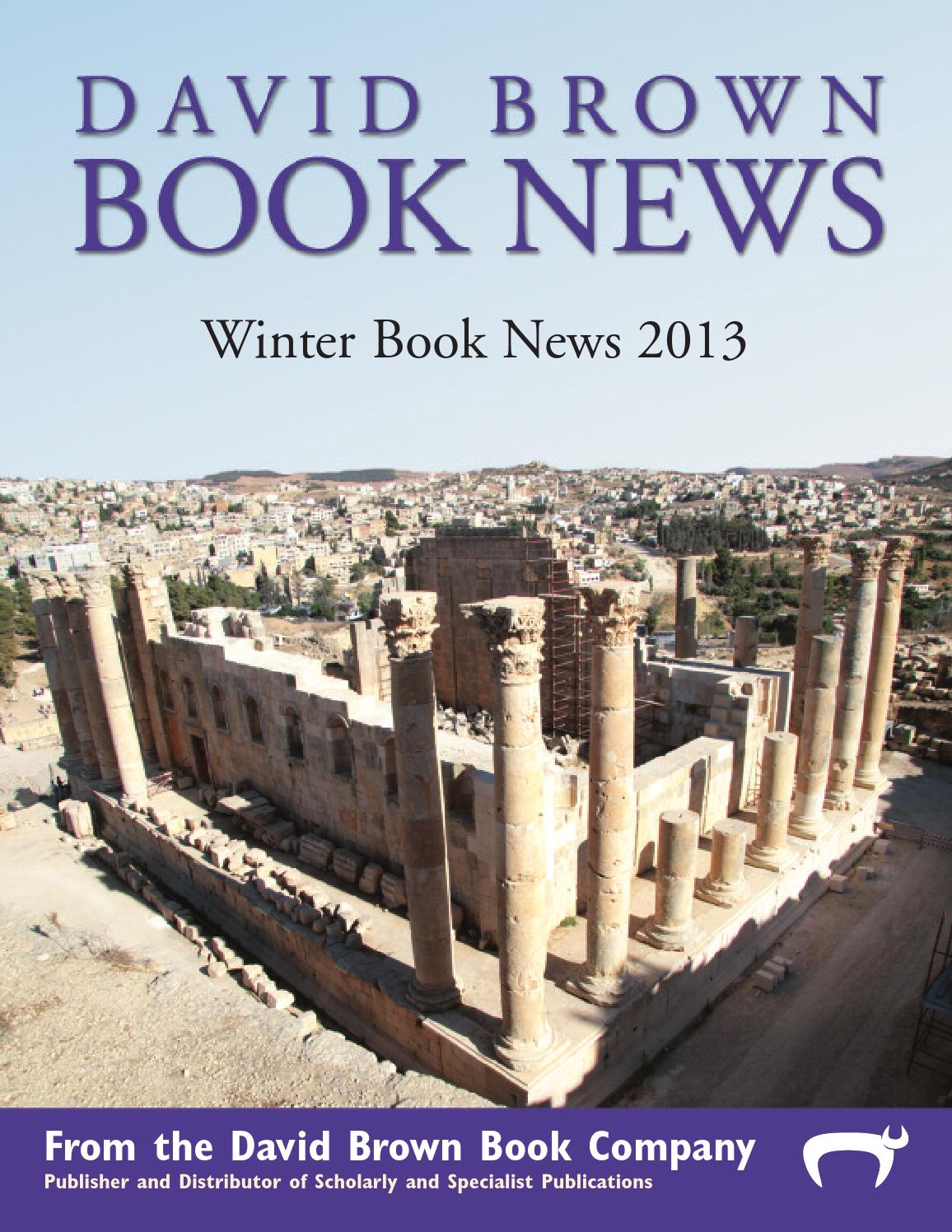 David Brown Book News Catalog Winter 2013 by Casemate Publishers Ltd - issuu