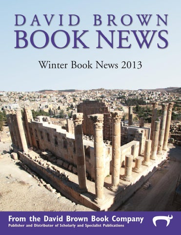 David Brown Book News Catalog Winter 2013 by Casemate Publishers Ltd ... a643e64393a