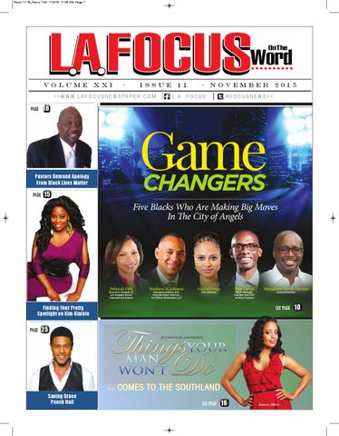 Focus 1115 by la focus newspaper issuu page 1 fandeluxe Choice Image