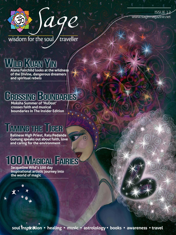 Sage Magazine Issue 12 By