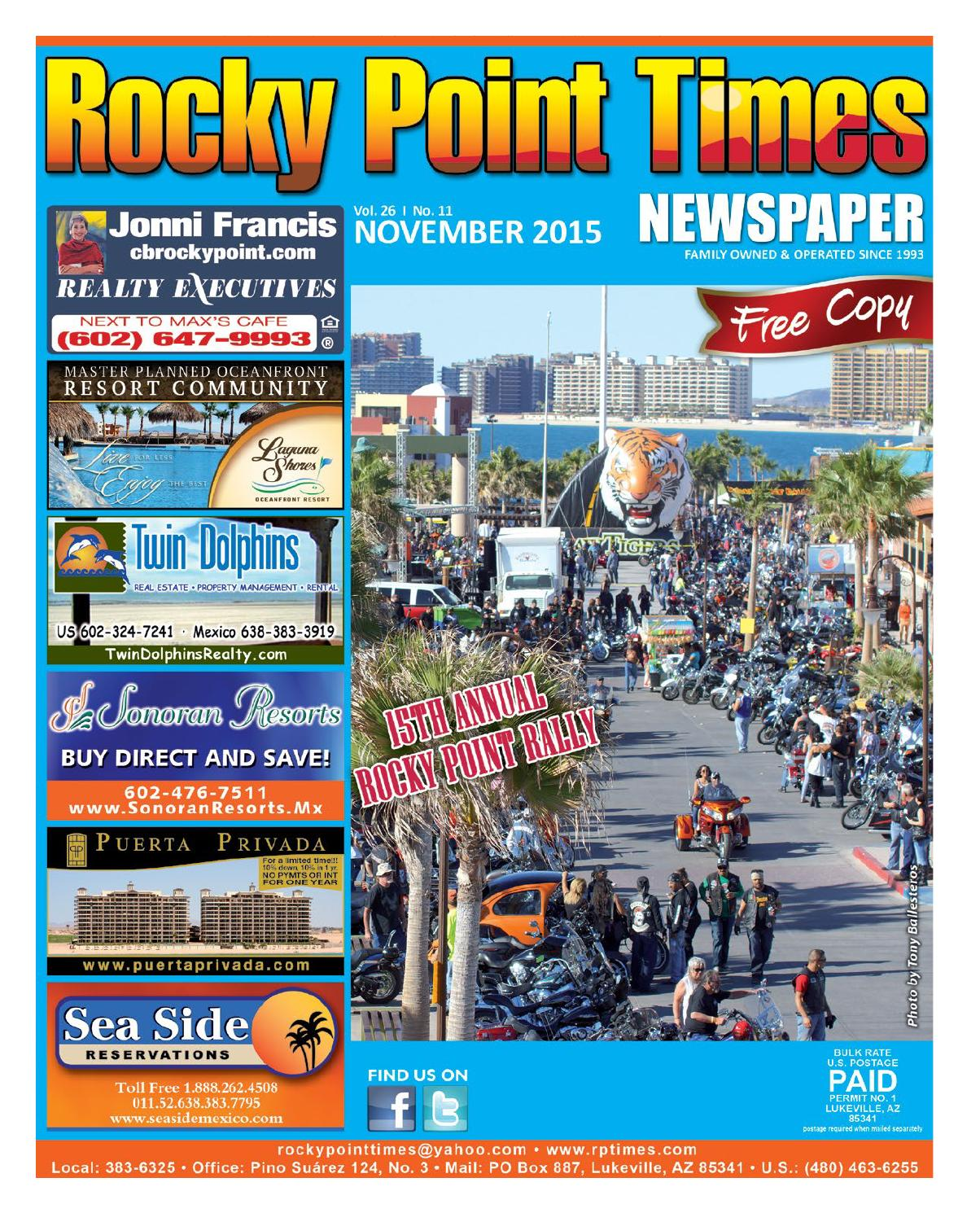 Rocky Point Times February 2016 By Rocky Point Services Issuu