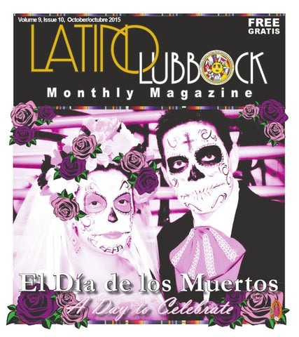 October Latino Lubbock Vol 9, Issue 10