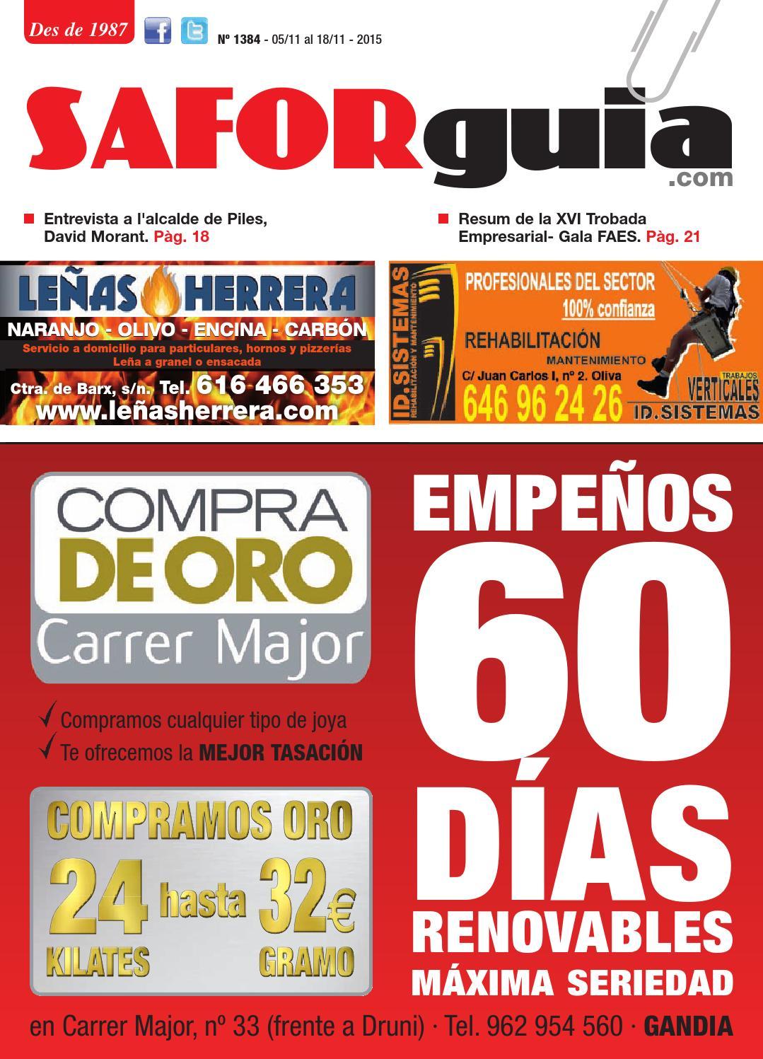 Publicaci N Del 5 Al 18 De Noviembre De 2015 By Saforguia  # Cambalache Gaditano Muebles