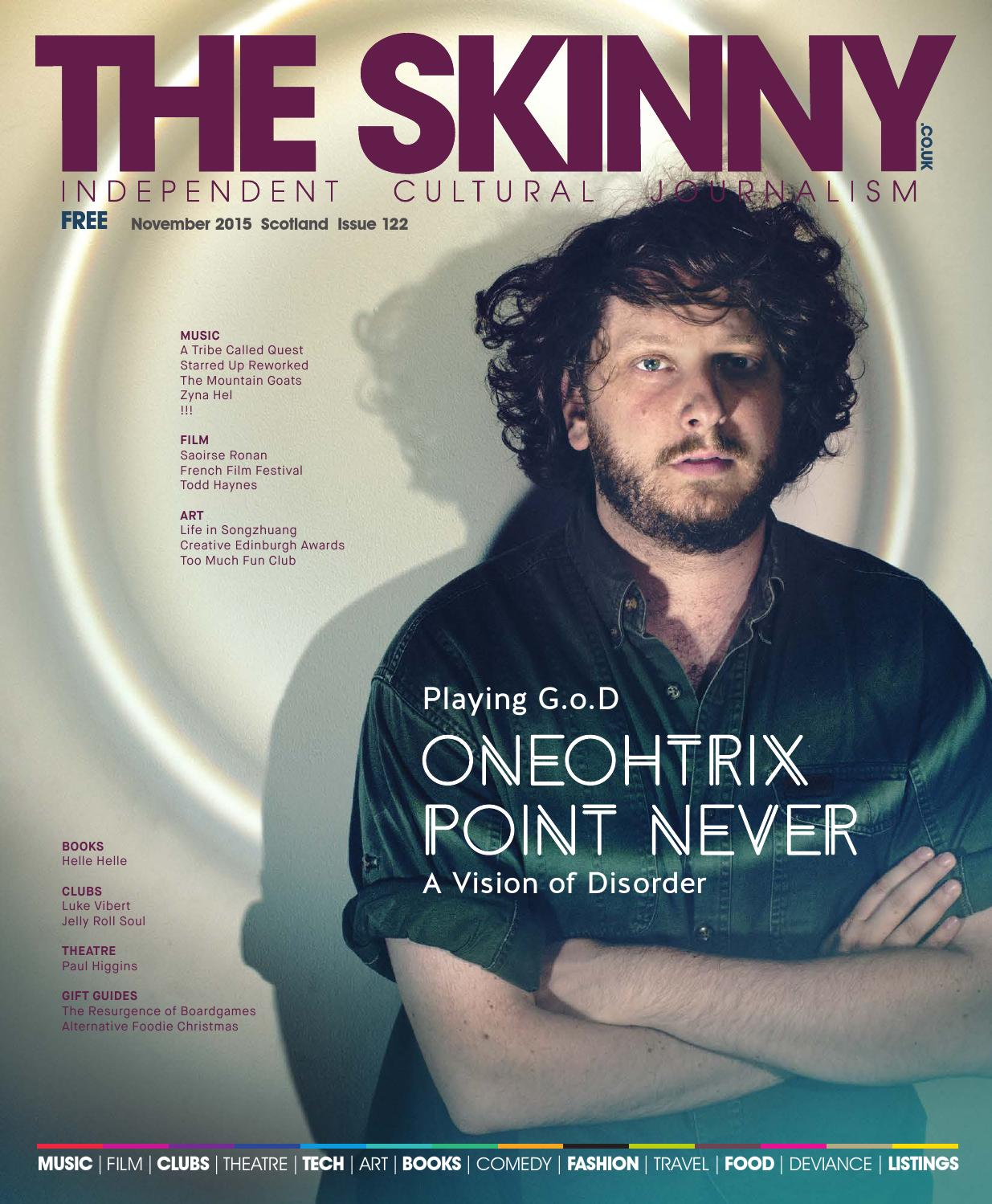 The Skinny Scotland November 2015 By Issuu Caig Conductive Circuitwriter Pen Amazoncouk Electronics