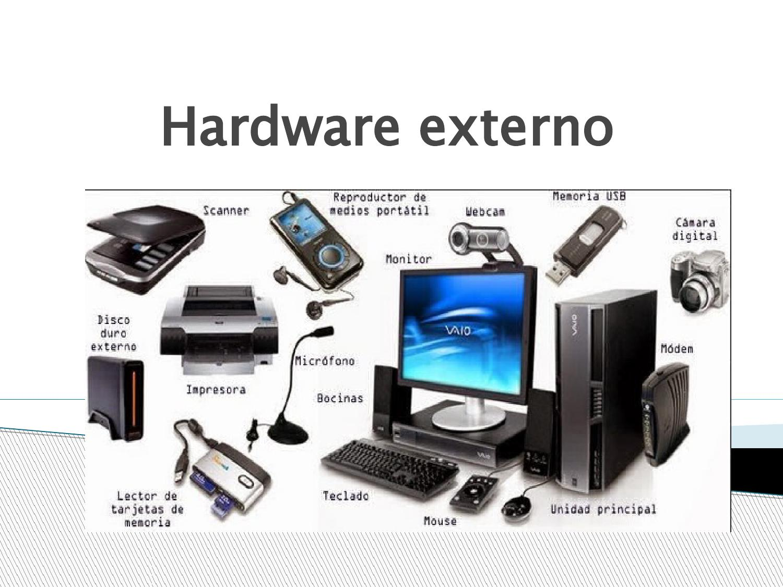 Hadware Interno Y Externo By Camila Oviedo Issuu