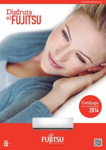 Aire Acondicionado Fujitsu Catalogo 2014 By Maslevi Sl Issuu