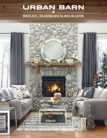 Winter 2015 Catalogue By Urban Barn   Issuu