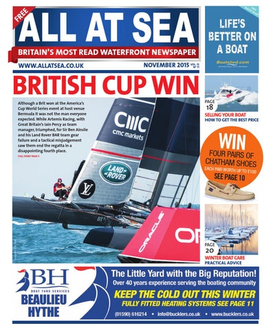 4b10c42f AAS November 2015 by All At Sea - issuu