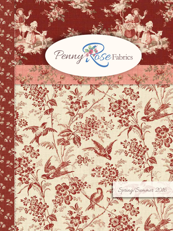 Penny Rose Fall/Winter 2016 Catalog by admin