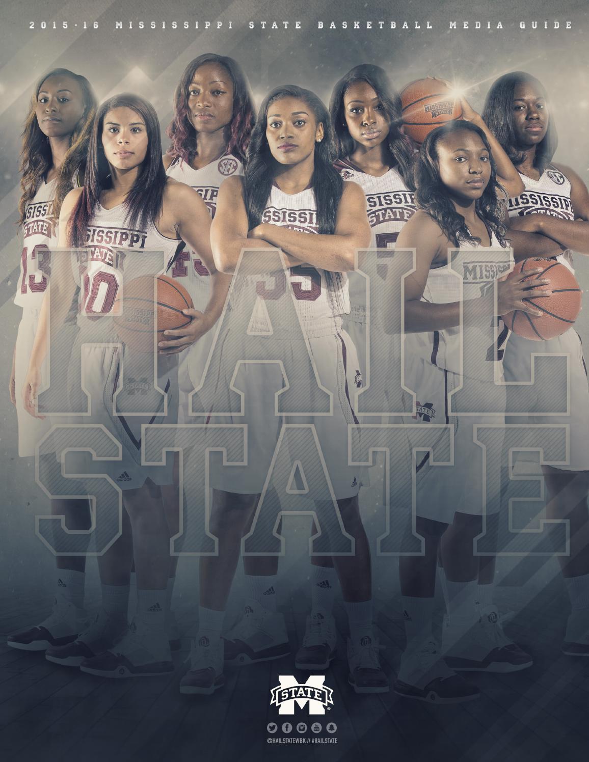 2015-16 Mississippi State Women's Basketball Media Guide ...