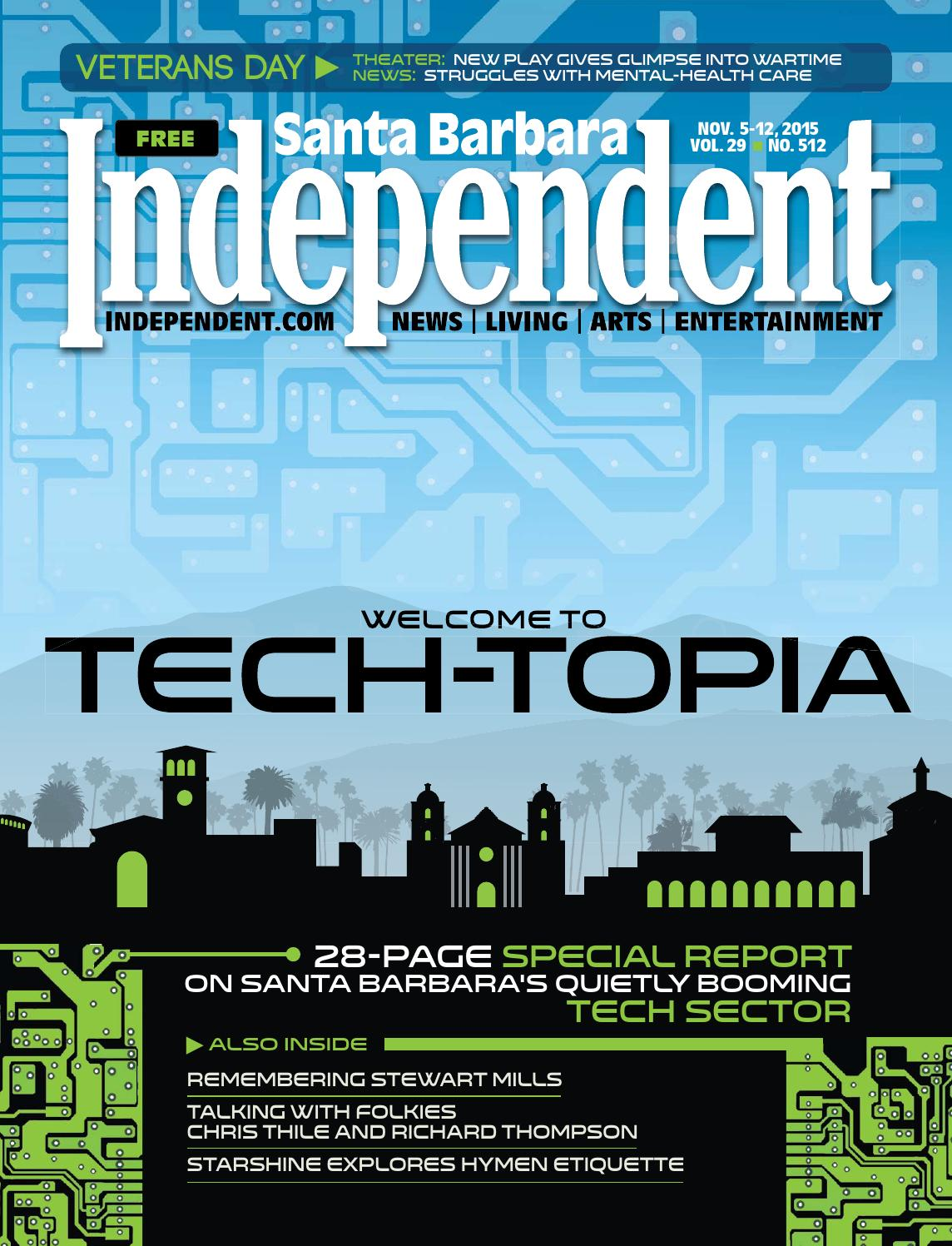 Santa Barbara Independent 11 05 15 By Sb Independent Issuu