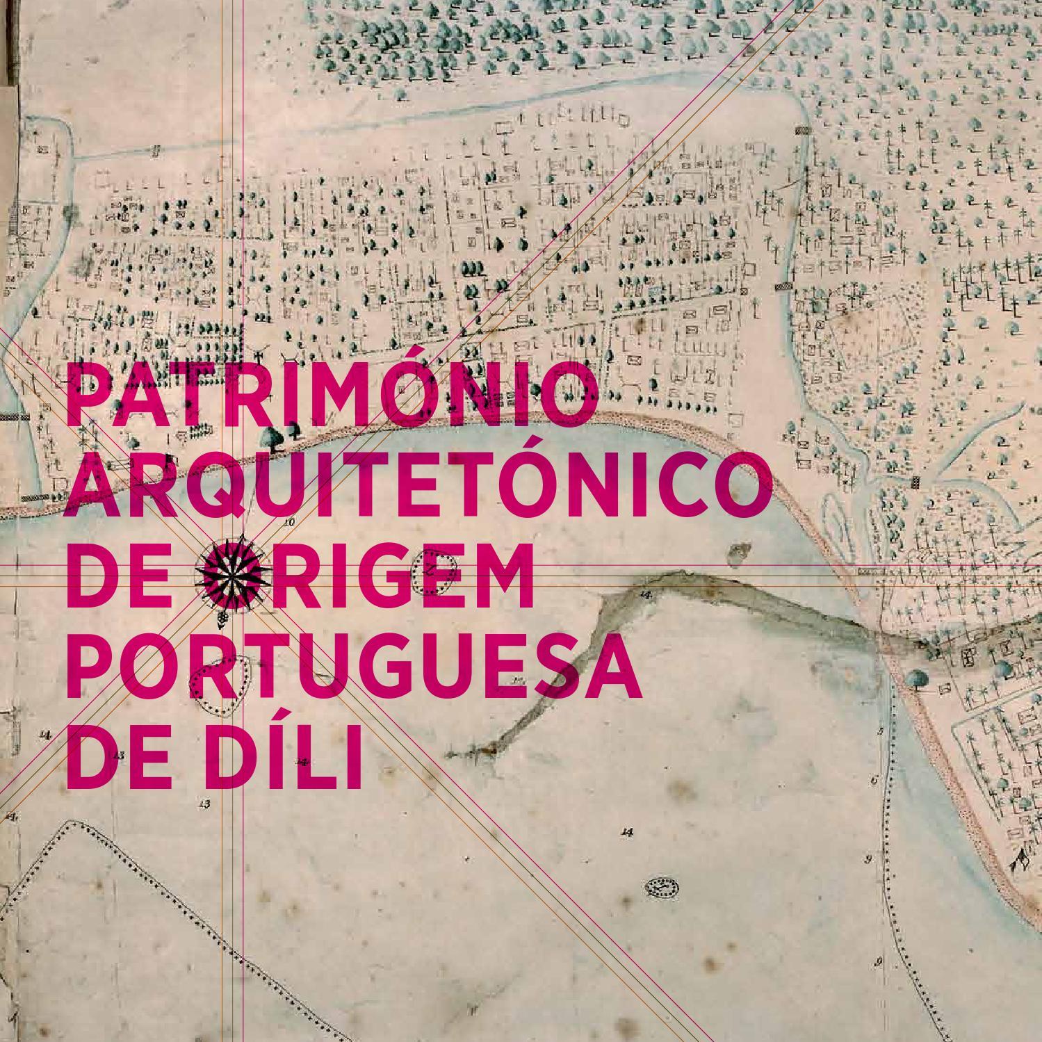 Sei Di Ponte Nossa Se dili's architectural heritage of portuguese origins by