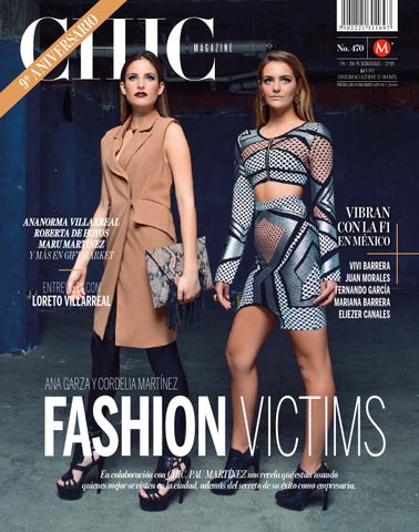 43be0b33b Chic Magazine Monterrey