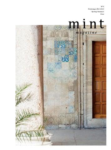 f3b405b1ad05e Mint #03 by Mint Magazine - issuu