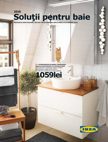 Ikea catalog solutii pentru baie by catalog oferta.  issuu