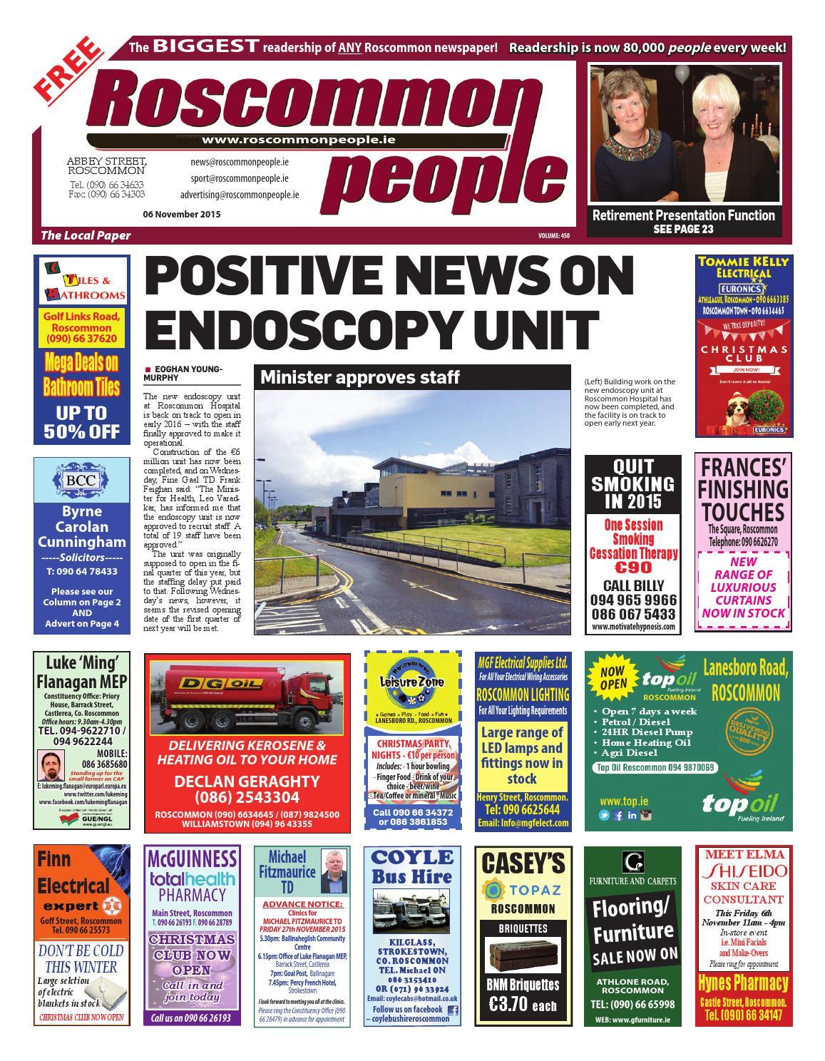 castlerea local area plan 2016 - 2022 - Roscommon County