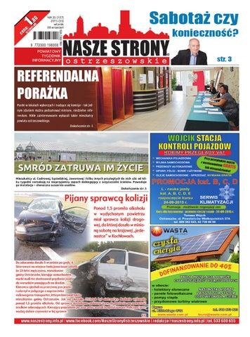 98ab1b5ffad65 Nasze Strony Ostrzeszowskie 35/2015 by Nasze Strony Ostrzeszowskie ...
