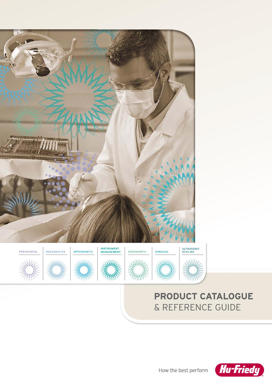 Catalogo hu friedy by Suissdent Deposito Dental issuu