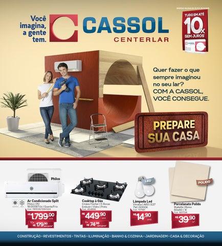 Prepare sua casa pr by Cassol Centerlar - issuu 32c74328117c