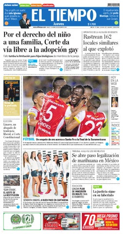 EL TIEMPO 05 11 2015 by Andres A. - issuu 8aff4fdcfec19