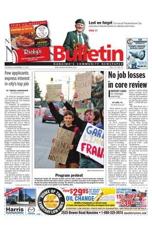 Bathmaster Nanaimo nanaimo news bulletin, november 05, 2015black press - issuu
