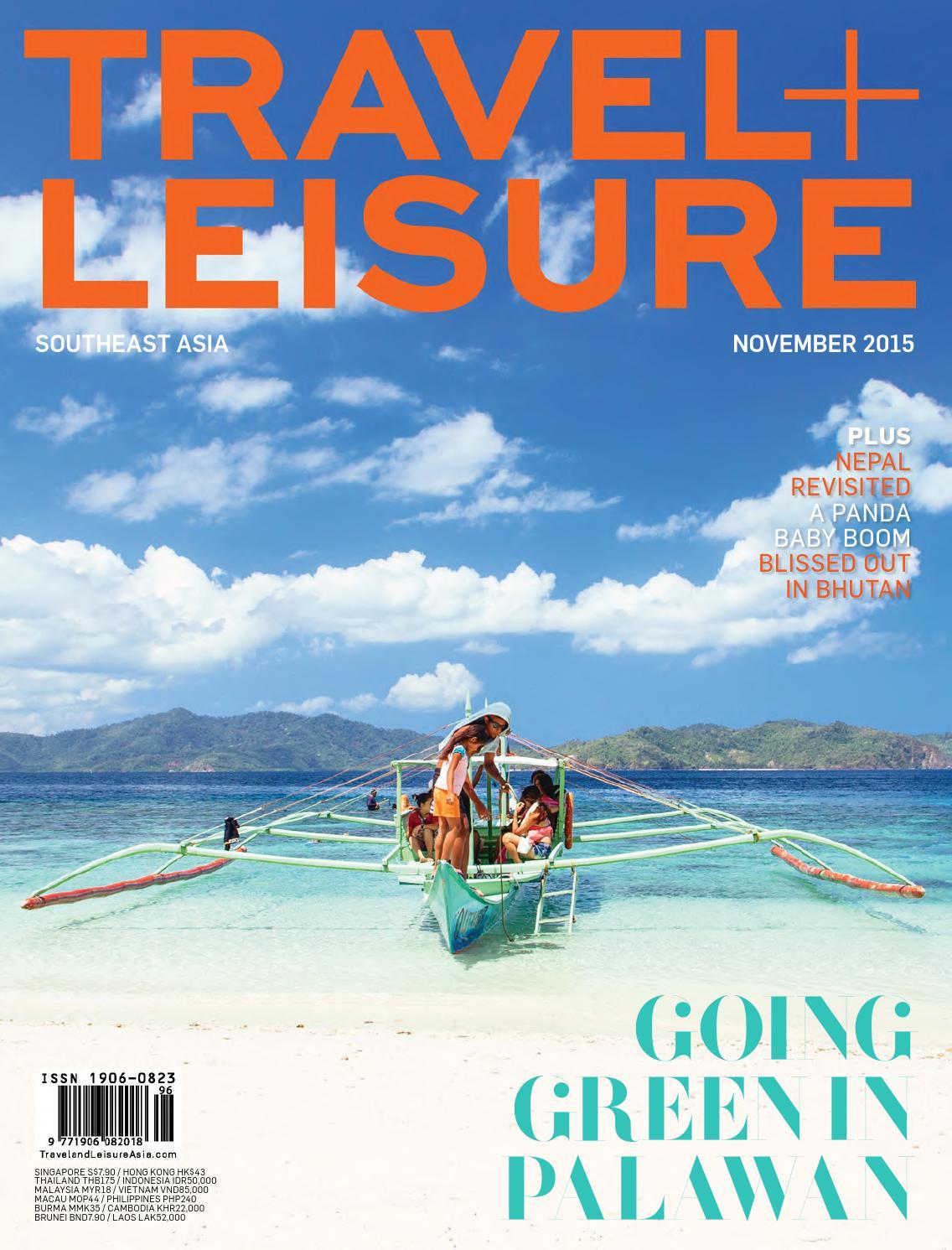 d9fa1e192b4c Magzbox com travel leisure southeast asia november 2015 by ...