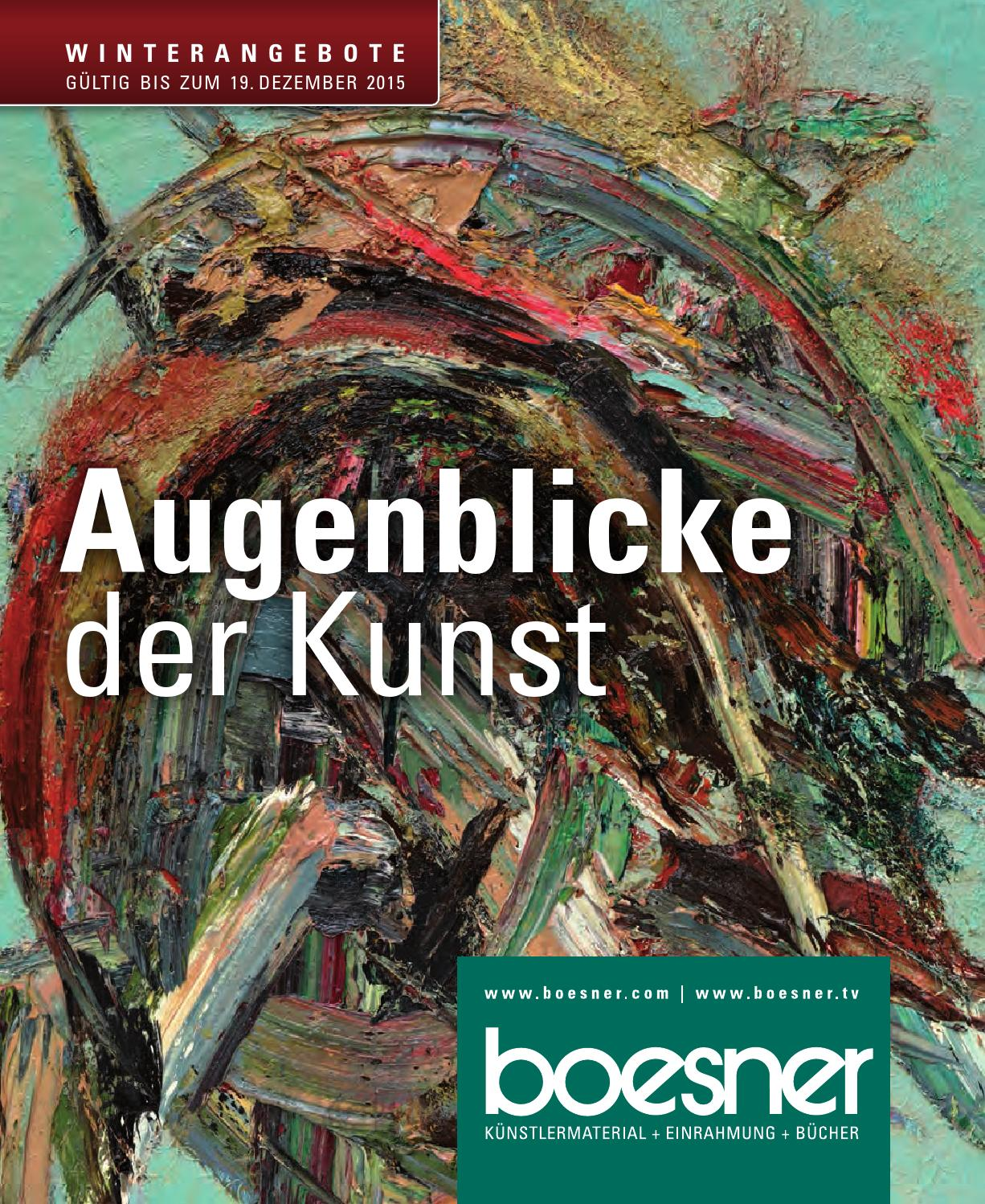 boesner Wintermailing 2015 by boesner - issuu