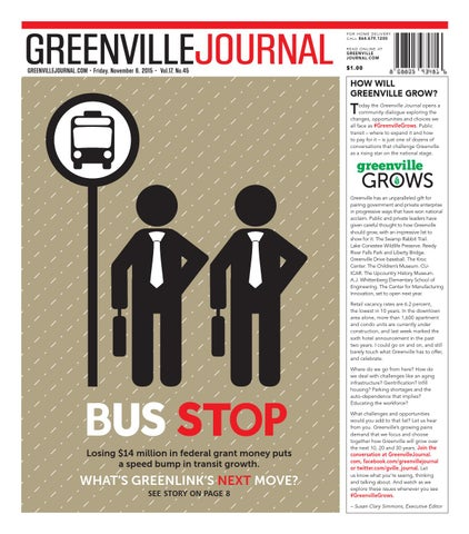 November 6 2015 greenville journal by community journals issuu page 1 fandeluxe Choice Image