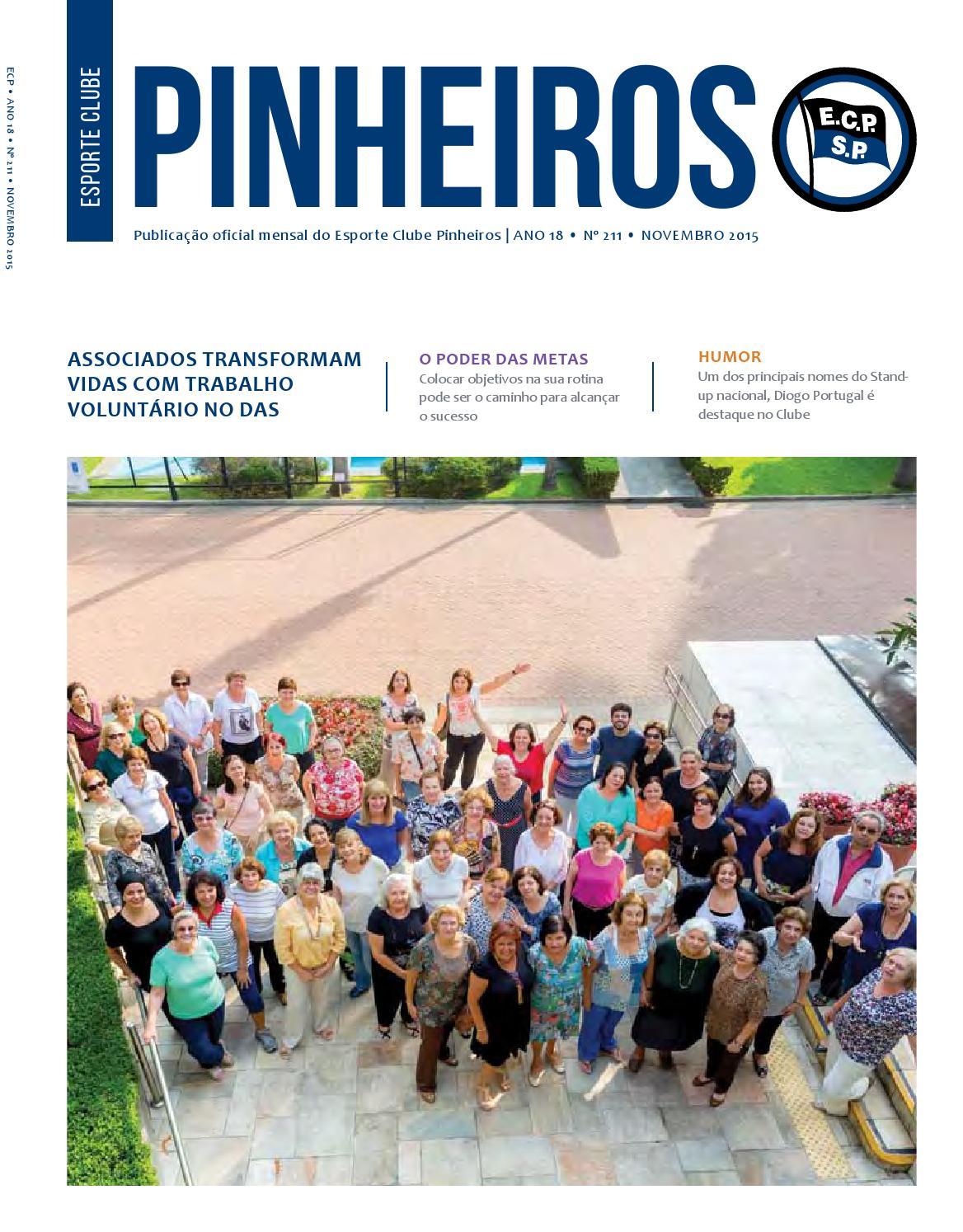 fa582f04d Revista n° 211 Novembro 2015 by Esporte Clube Pinheiros - issuu