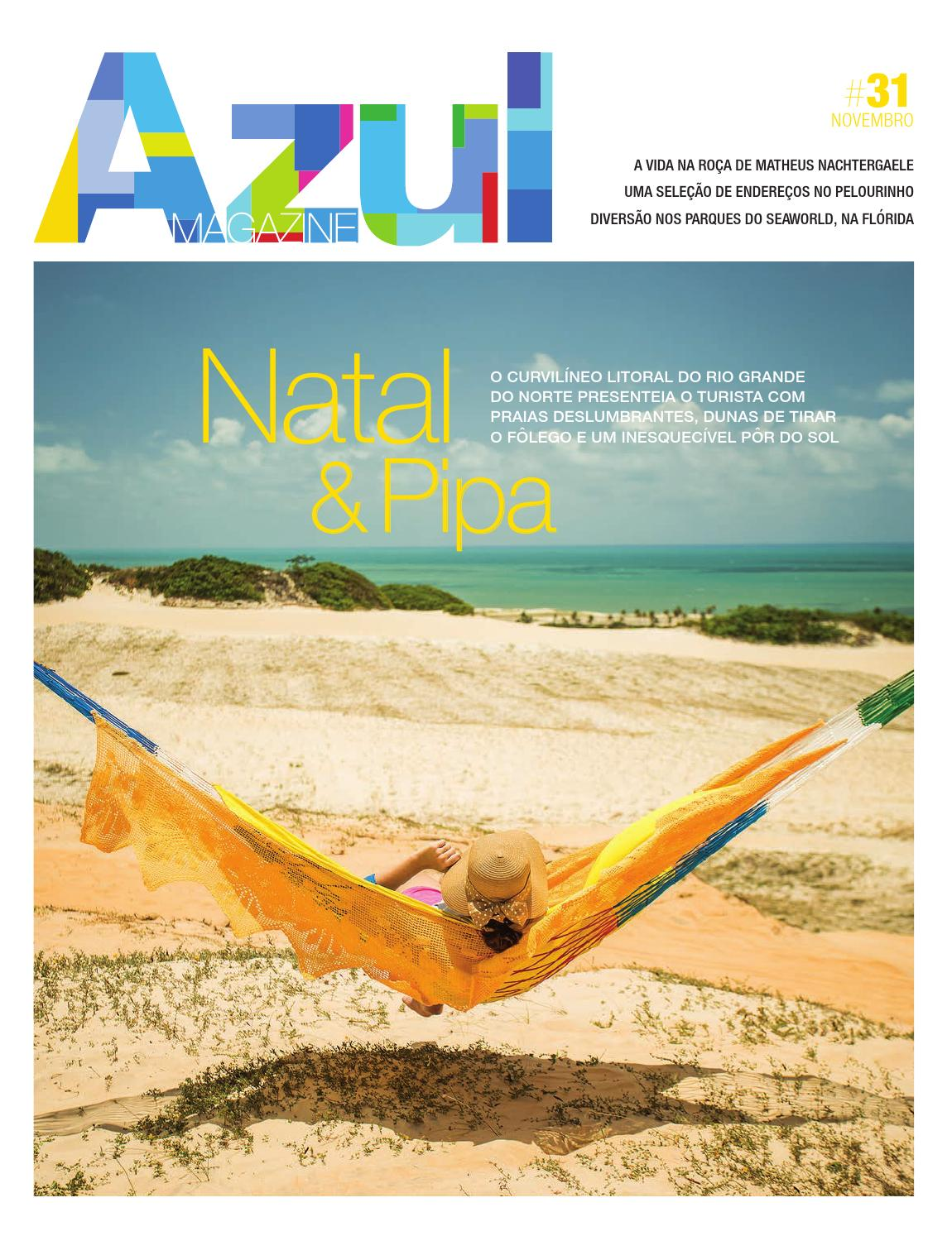 Azul Magazine   Edição 31 by Naiche - issuu 4b80cece6f
