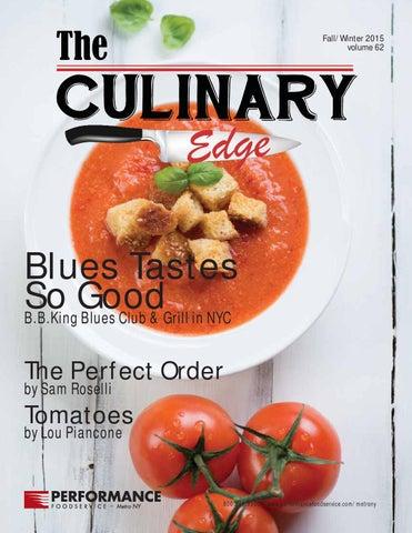 Culinary Edge vol 62 digital by Performance Foodservice - issuu