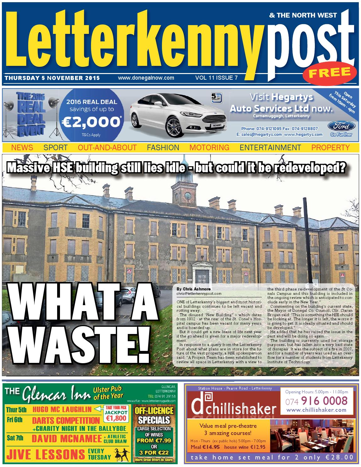 Letterkenny post 05 11 15 by River Media Newspapers - issuu a62af4b32