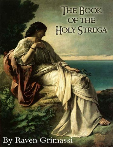 Raven grimassi the book of the holy strega by 9 en Ur - issuu