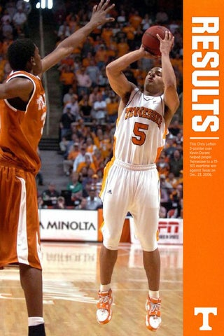 2015-16 Tennessee Men s Basketball Media Guide by The University of ... 12209f37c